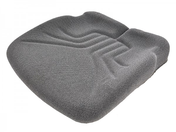 Polster Sitz 721 Stoff schwarz grau